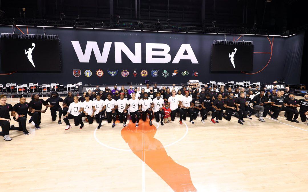 WNBA United for Jacob Blake