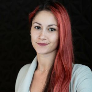 Morgane Drujon d'Astros Headshot